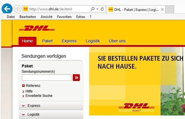 IT-Sicherheit_Trojaner_DHL_Paketbenachrichtigung