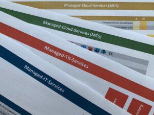 Managed-Service und Cloud